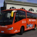 Bus Turístico en Colonia
